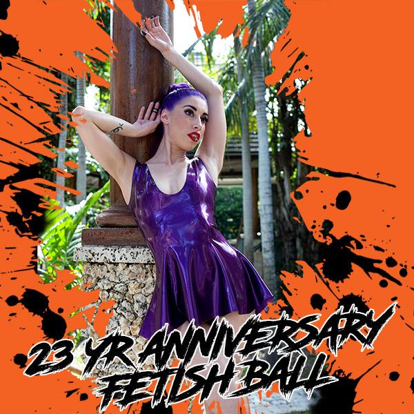 Anniversary Fetish Ball